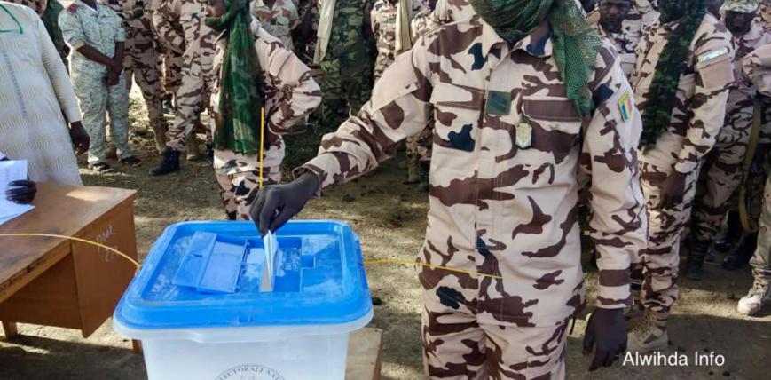 Présidentielle au Tchad : un taux de participation de 64,81% (CENI)
