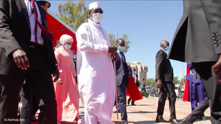Tchad : Le président Deby sera inhumé le 23 avril prochain à Amdjarass. © Ben Kadabio/Alwihda Info