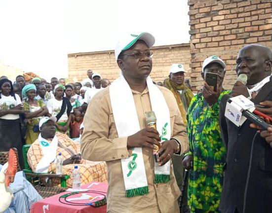 Tchad : Pahimi Padacké réagit au décès du président Idriss Deby