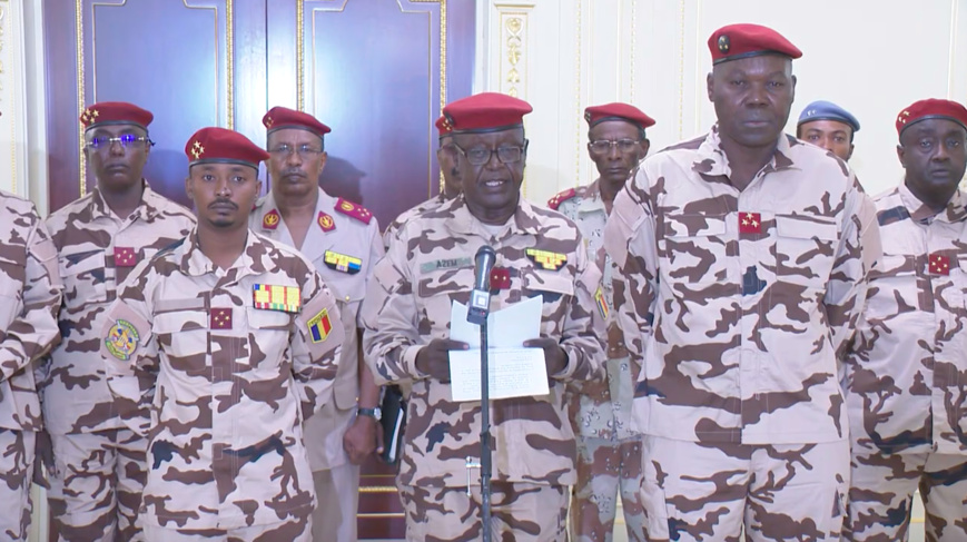 Tchad : le CMT demande aux ministres d'assurer provisoirement les affaires courantes