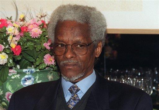 L'ancien chef de l'État Goukouni Weddeye. ©DR