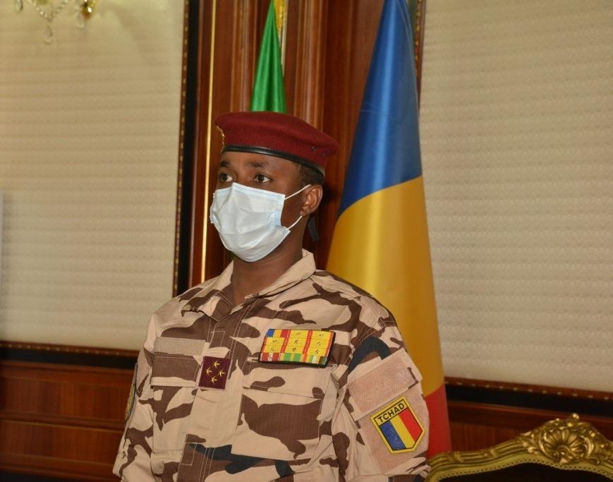Tchad : le président du CMT a reçu l'ambassadeur de France