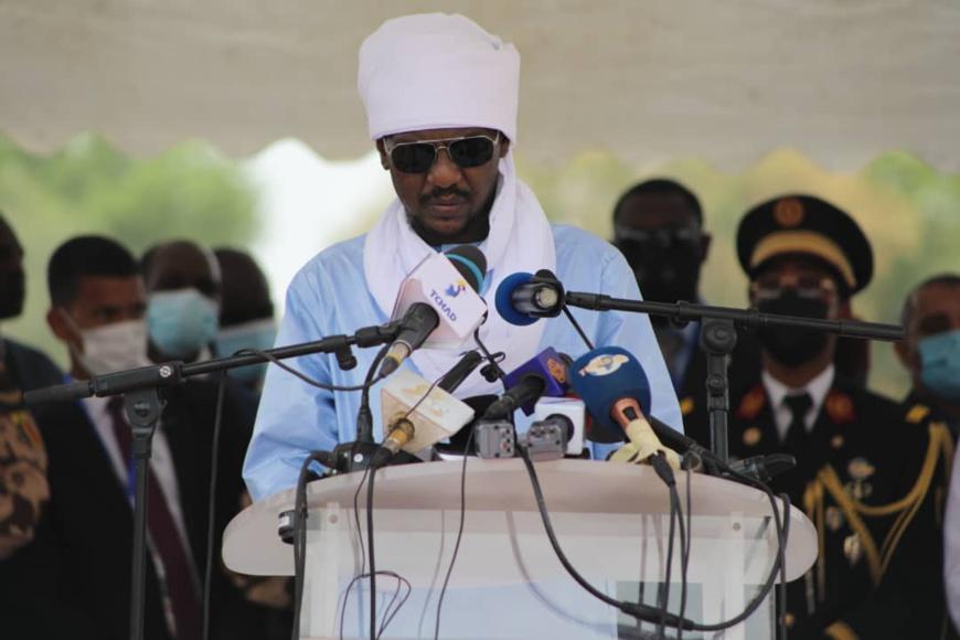 Tchad : l'hommage de Zakaria Idriss Deby à son père