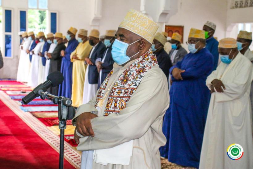 Comores : le gouvernement a organisé une prière à la mémoire du président tchadien