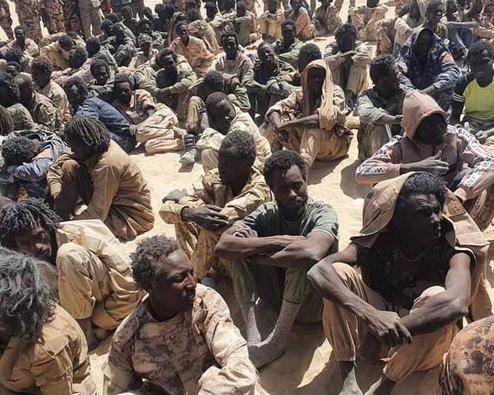 Tchad : 246 prisonniers de guerre remis par l'armée à la justice