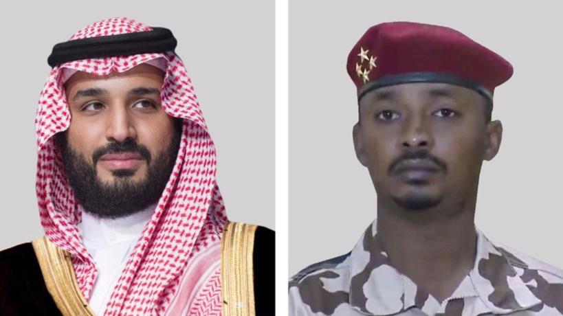 Tchad-Arabie Saoudite : échange téléphonique entre Mahamat Idriss Deby et Bin Salman