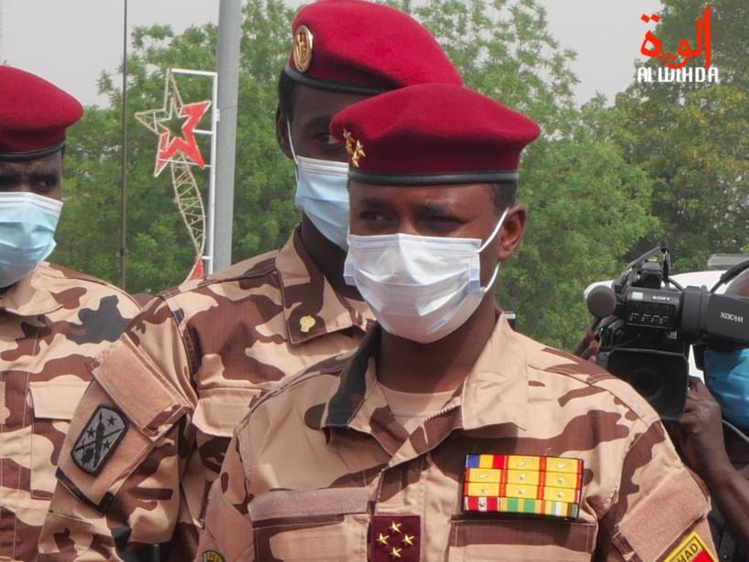 Tchad : le président du CMT, Mahamat Idriss Deby, s'adressera à la nation à 14 heures