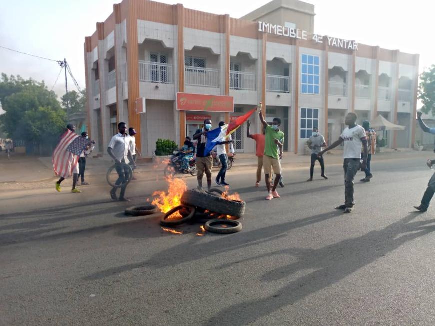 Tchad : un mort à N'Djamena dans les manifestations