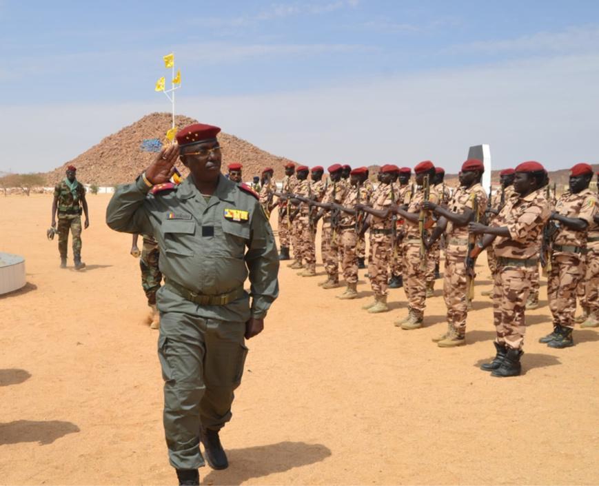 Tchad : le général Taher Erda nommé à la tête de la DGSSIE