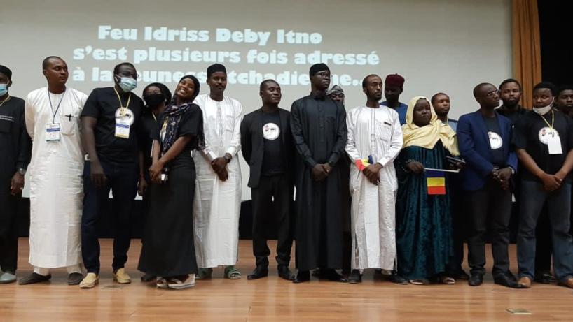 Tchad : le CNJT rend hommage au président Idriss Deby