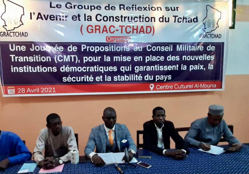 Tchad : un groupe de réflexion formule des propositions au CMT