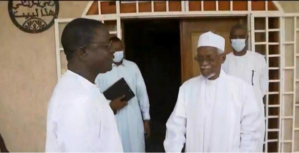 Tchad : Pahimi Padacké recueille les conseils de l'ex-président Goukouni Weddeye