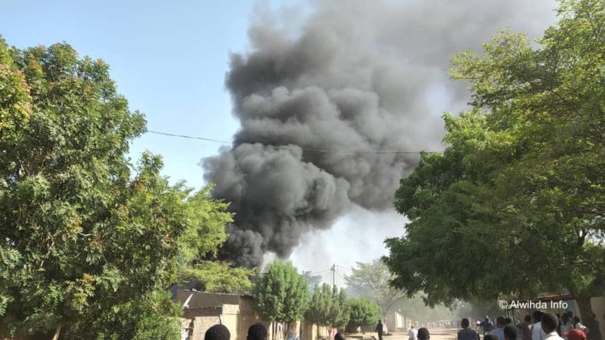 N'Djamena : explosion de bouteilles de gaz dans un domicile d'Amriguébé