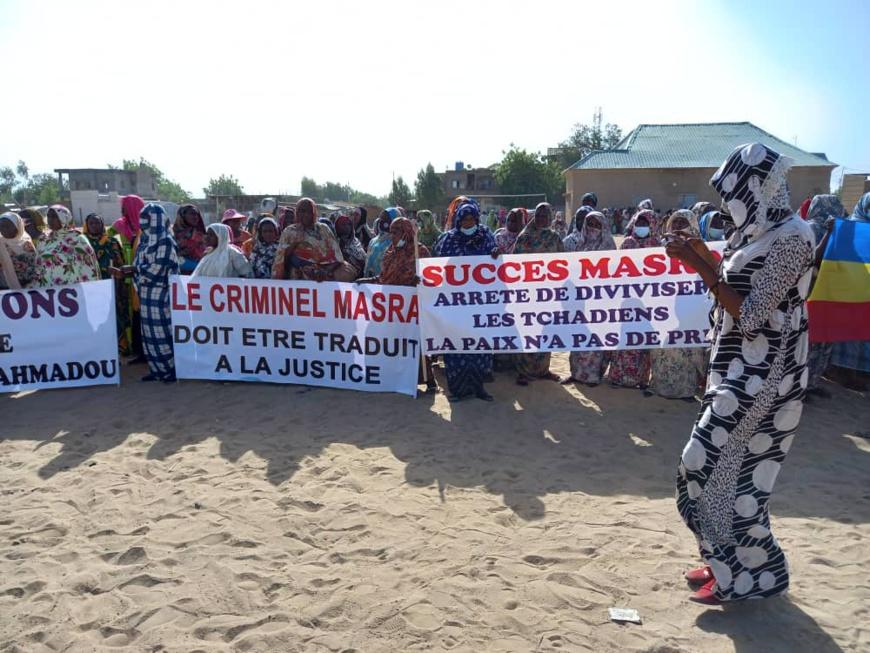 Tchad : le GMIP disperse une manifestation à N'Djamena