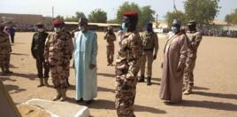 Tchad : La population de Mongo rend un hommage au Maréchal