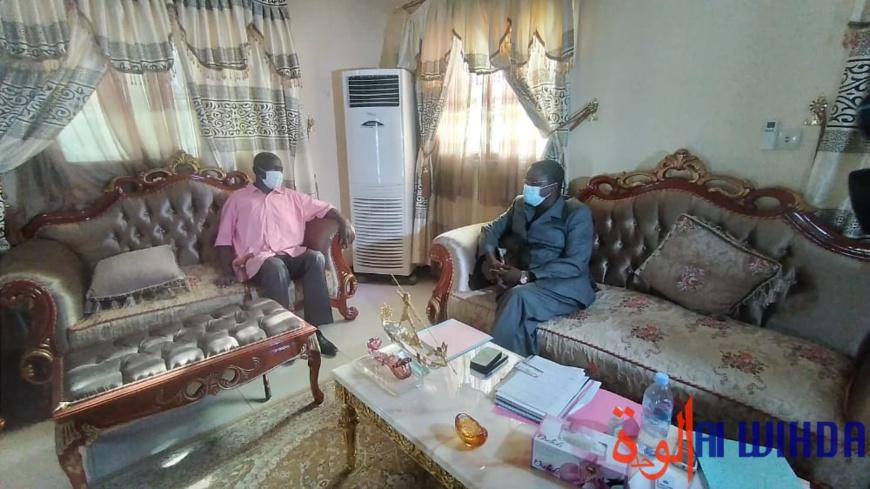 Tchad : le Premier ministre s'est entretenu avec Ngarlejy Yorongar