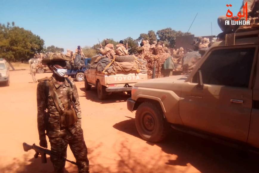 Tchad : l'armée a