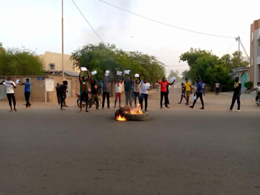 Tchad : plus de 700 interpellations lors des manifestations