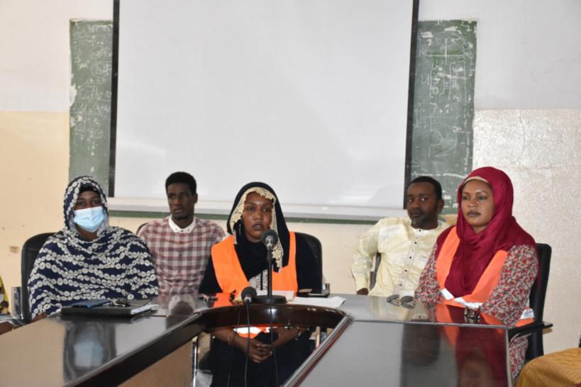 Tchad : les femmes ingénieures des travaux publics appellent à prôner la paix