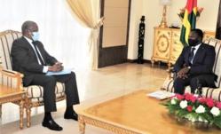 Togo : Le président Faure s'est entretenu avec le secrétaire exécutif du G5 Sahel