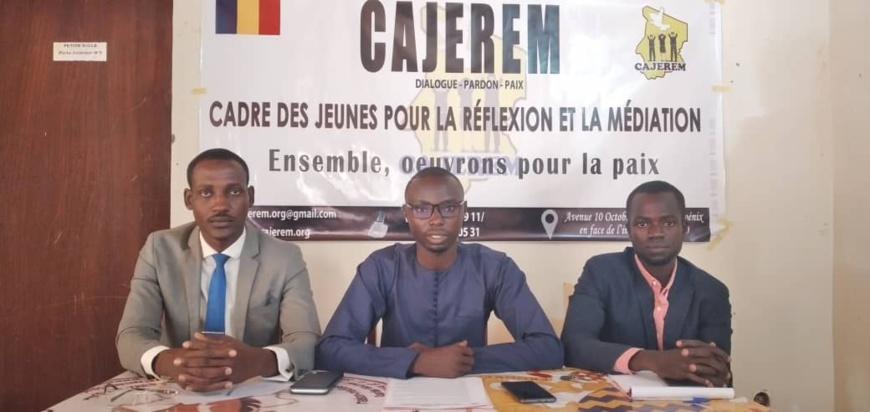 Tchad : le CAJEREM conseille au CMT d'être à l'écoute du peuple