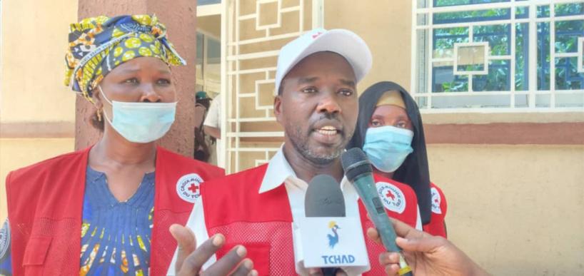 Tchad : des volontaires donnent leur sang au Centre de transfusion sanguine