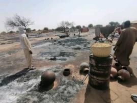 Tchad : Dans la province du Batha, un incendie a ravagé le village Konoye