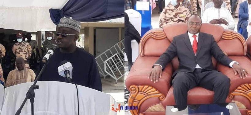 Tchad : passation de service au ministère de l'Administration du territoire