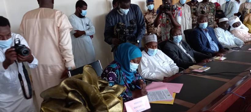 Tchad : les nouveaux membres du gouvernement installés dans leurs fonctions
