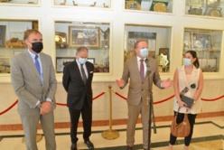 Tchad : Une délégation de l'Union européenne reçue par Mahamat Idriss Deby