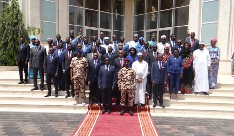 Tchad : premier conseil des ministres du gouvernement de transition