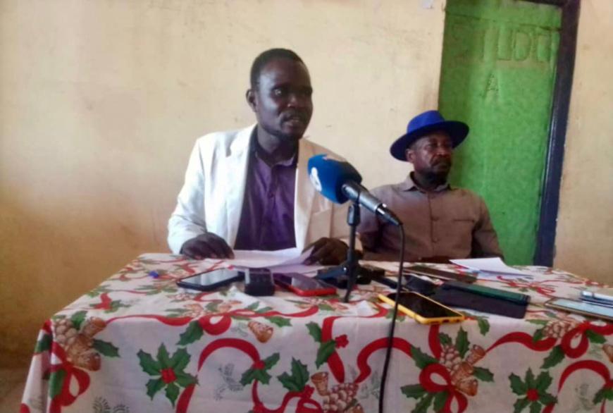 Tchad : le M12R exige que la junte soit plébiscitée
