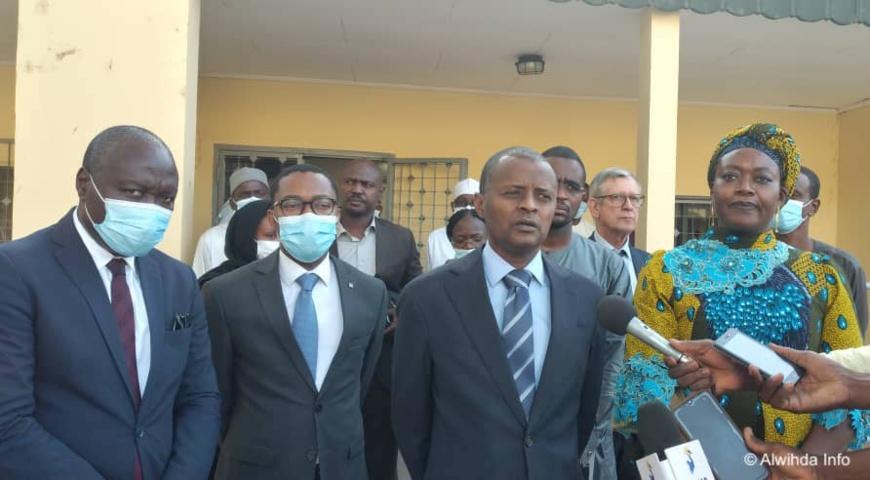 Tchad : le ministre des Finances se félicite du bon fonctionnement bancaire en période de crise