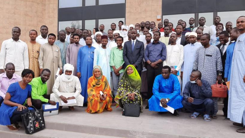 Tchad : le CNJT et des organisations élaborent des recommandations pour favoriser la paix