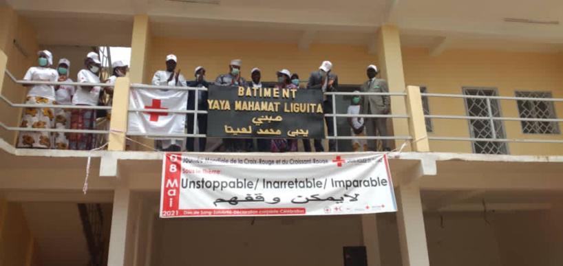 Tchad : La Croix Rouge honore l'engagement de ses volontaires