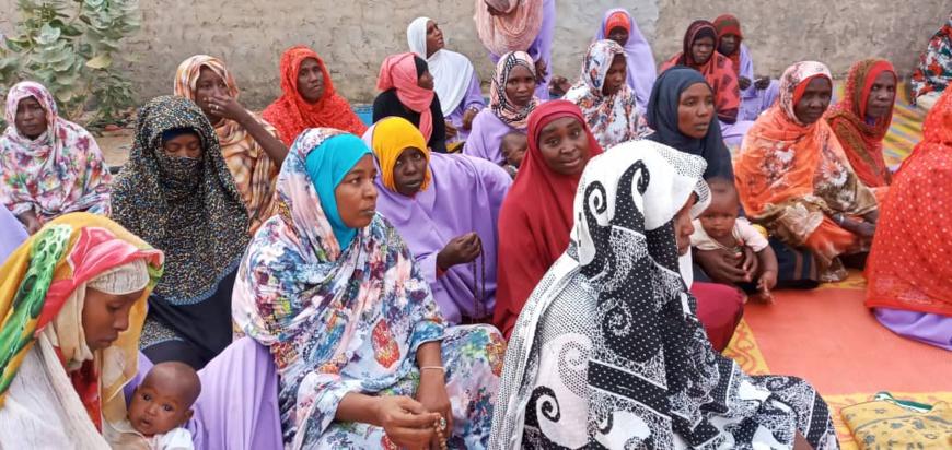 Tchad : des organisations féminines sensibilisent pour le vivre ensemble