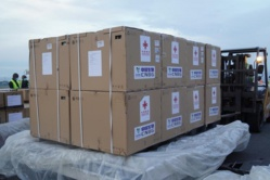 Gabon/Covid-19 : réception de 300 000 doses supplémentaires du vaccin chinois Sinopharm