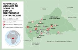 Centrafrique : Face à la violence, MSF apporte son secours