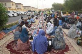 Tchad : un Iftar pour le vivre ensemble à N'Djamena