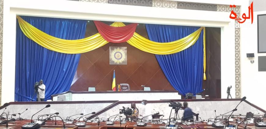 Tchad : le programme politique du gouvernement présenté le 14 mai à l'Assemblée nationale