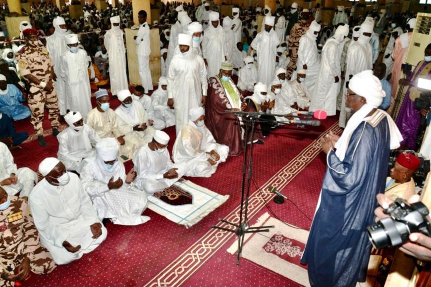 Tchad : l'imam de la grande mosquée prône l'unité nationale