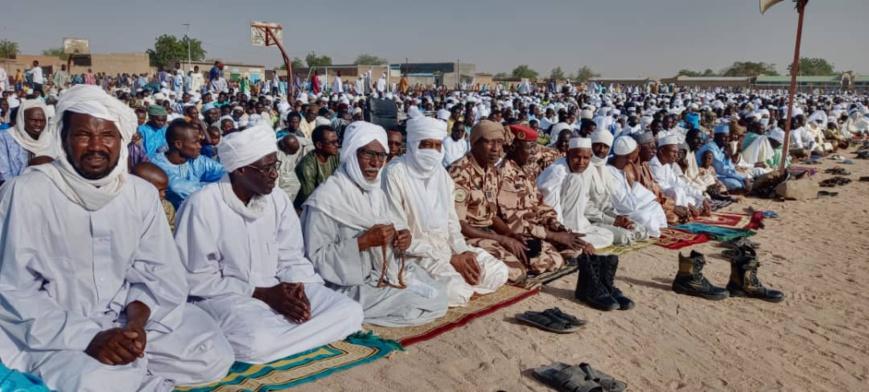 Tchad - Aïd El-Fitr : grande prière à Abéché et invocations pour la paix