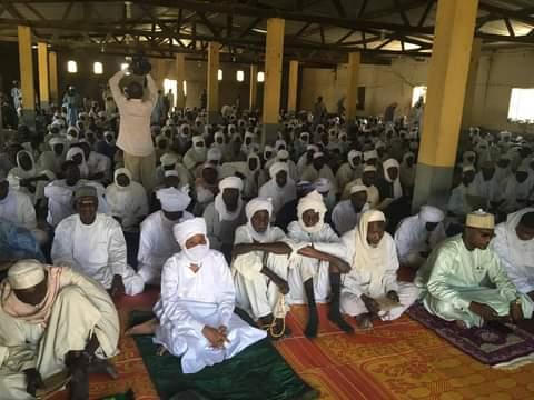 Tchad : les fidèles musulmans de Massakory célèbrent la fin du Ramadan