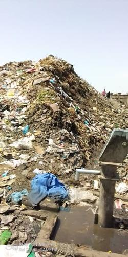 Tchad : Ndjamena croupit dans les ordures