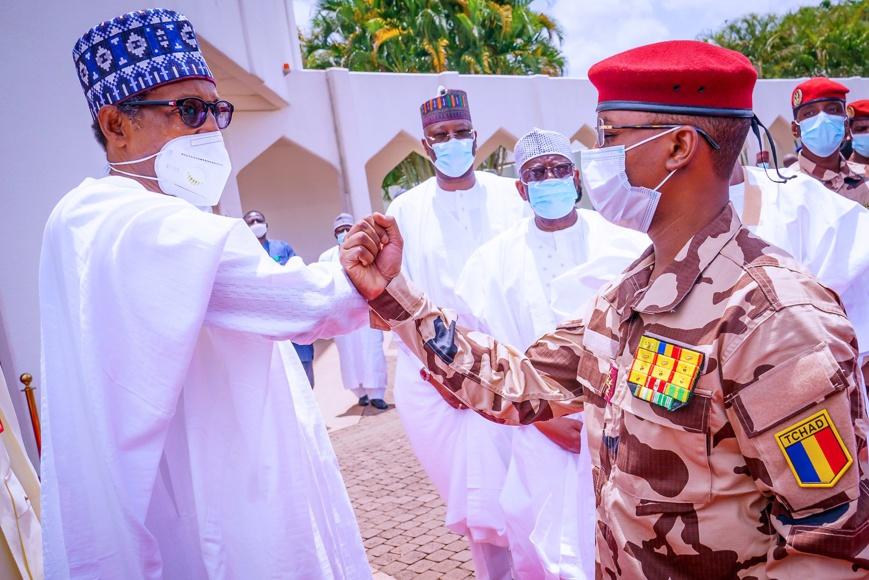 "Buhari promet d'aider le Tchad ""de toutes les manières possibles"""