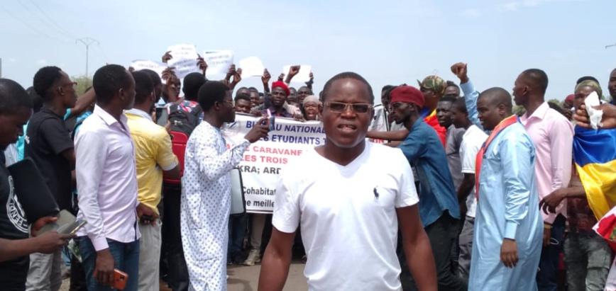 """Tchad : les étudiants """"fatigués des années élastiques"""" et contre """"la manipulation"""""""