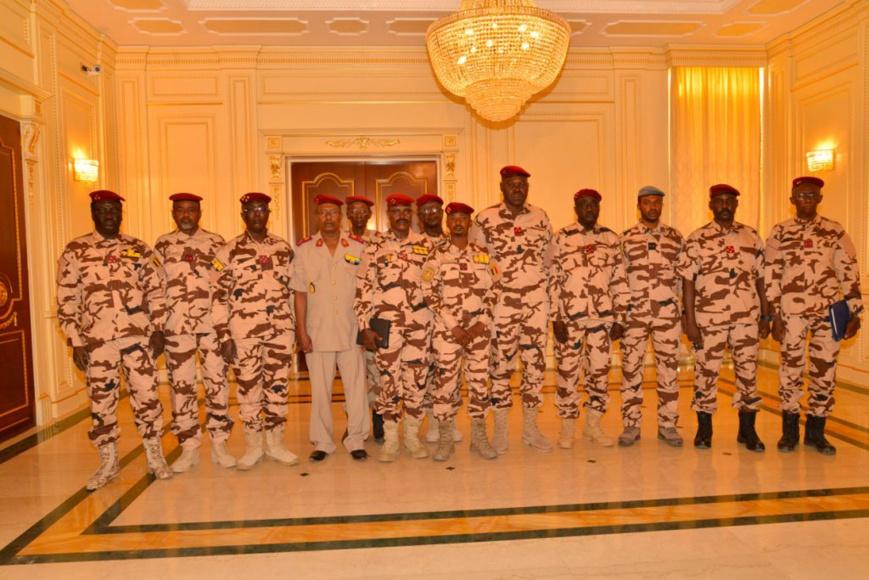 Tchad : les membres du CMT se sont engagés à ne pas se présenter aux élections