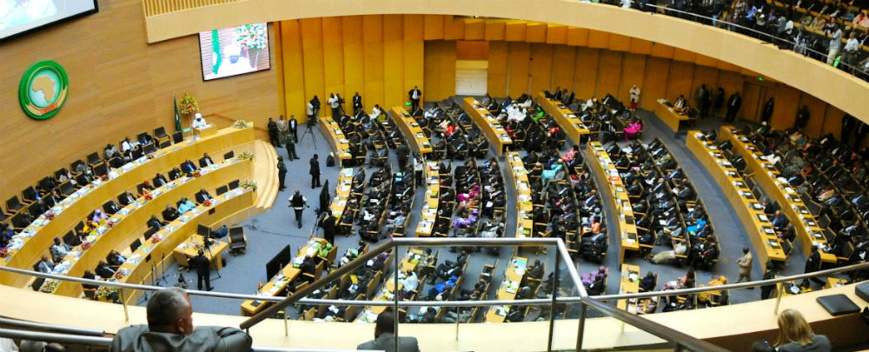 """Le Tchad """"remercie et félicite"""" l'Union africaine pour son """"analyse objective"""""""