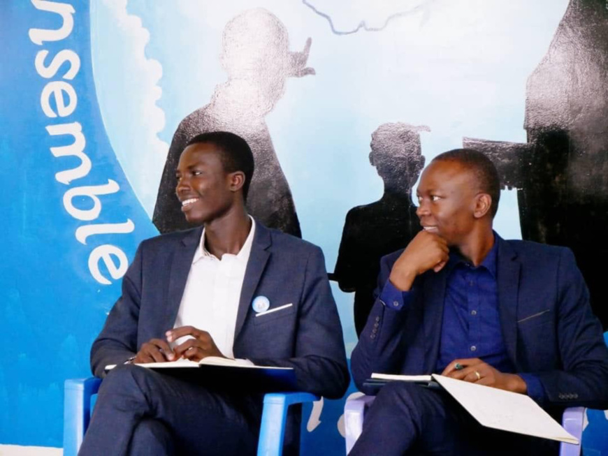 Tchad : Don Ebert annonce sa démission des Transformateurs