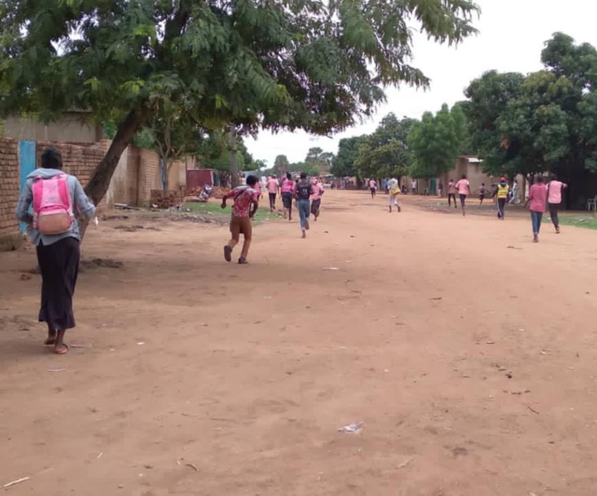 Tchad : incident dans un collège de Moundou suite à un coup de tête d'un surveillant contre un élève